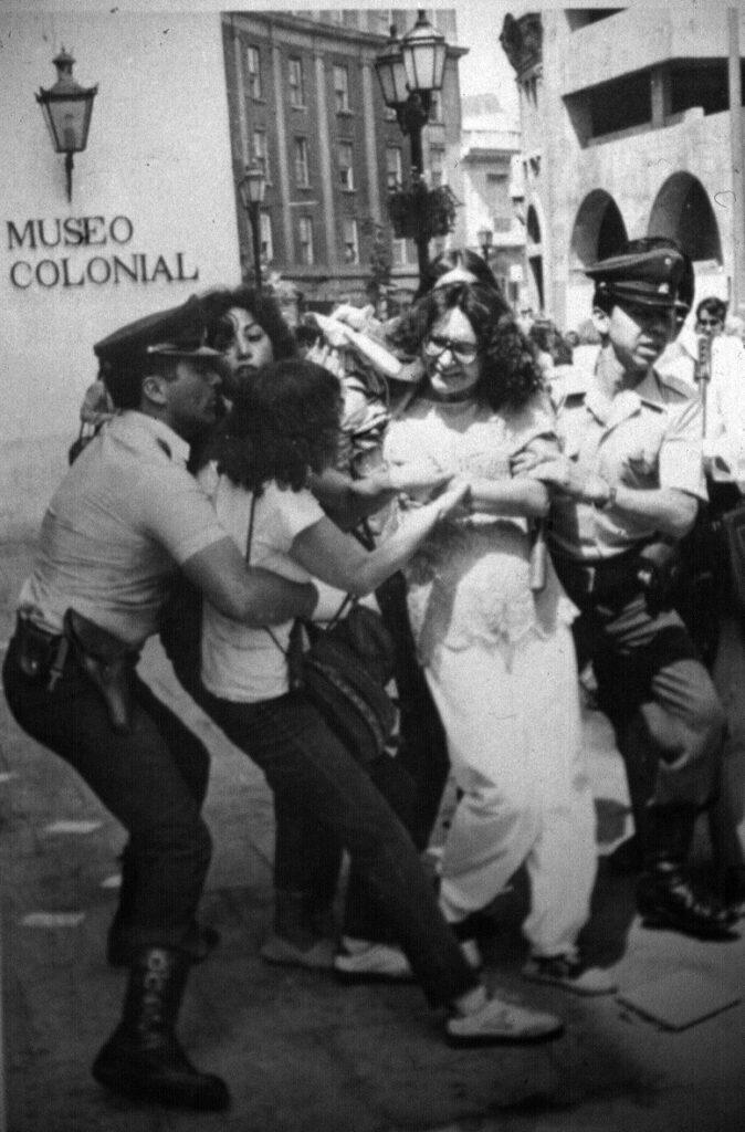 Feminismos y fotografía (de protesta)
