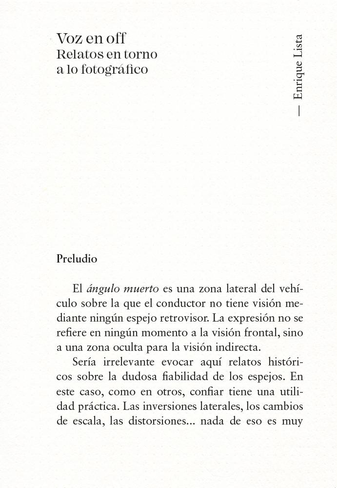 Enrique Lista
