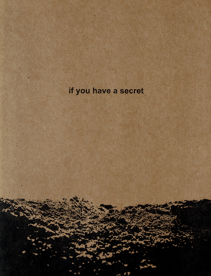 'if you have a secret', de Irina Popova