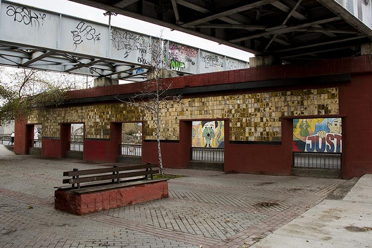 Memorial del Puente Bulnes
